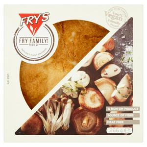 Fry's Mixed Mushroom Country-Style Pie 266g
