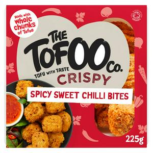 The Tofoo Co. Crispy Spicy Sweet Chilli Bites 225g