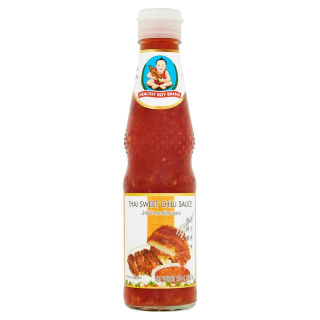 Healthy Boy Brand Thai Sweet Chilli Sauce 300ml Sainsbury S