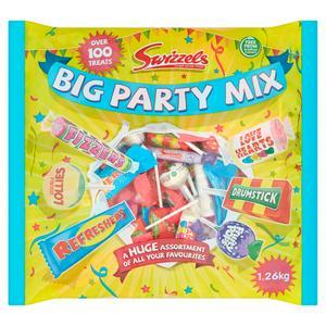Swizzels Big Party Mix Bag 1.26kg
