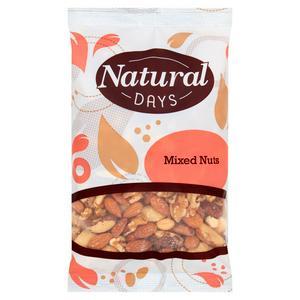 Natural Days Mixed Nuts 500g