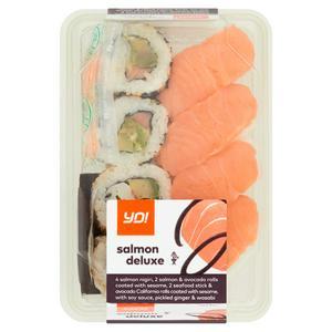 YO! Salmon Deluxe 206g