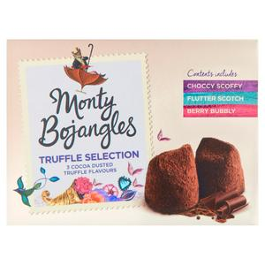 Monty Bojangles Truffle Selection 135g