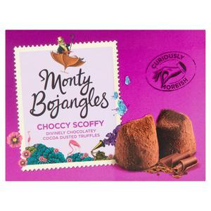 Monty Bojangles Choccy Scoffy 135g