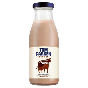 Tom Parker Creamery Free Range Chocolate Milk 250ml