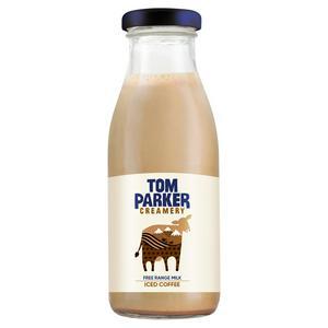 Tom Parker Creamery Free Range Iced Coffee Milk 250ml