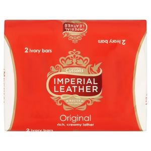 Imperial Leather Original Soap x2 100g