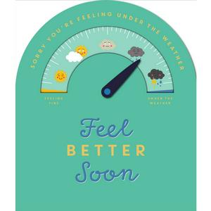 Sainsbury's Home Feel better Soon Clouds and Pointer Card
