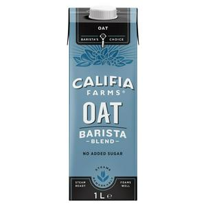 Califia Farms Oat Barista Blend 1L