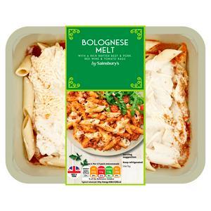 Sainsbury's Bolognese Melt 750g