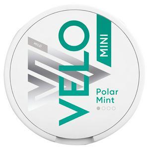 Velo Nicotine Pouches Polar Mint Medium 6mg x20