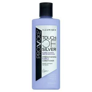 Pro:Voke Touch of Silver Illuminex Strengthening Purple Conditioner 200ml