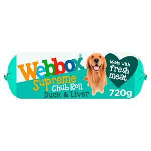 Webbox Chub Mixed Flavours 720g