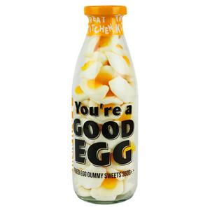 You're a Good Egg Mini Fried Egg Gummies 350g
