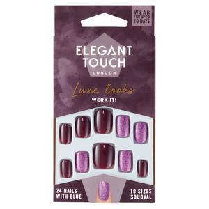 Elegant Touch Nails - Werk It