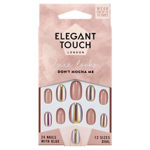 Elegant Touch Nails - Don't Mocha Me
