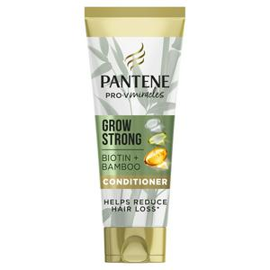 Pantene Grow Strong Conditioner with Bamboo & Biotin 275ml