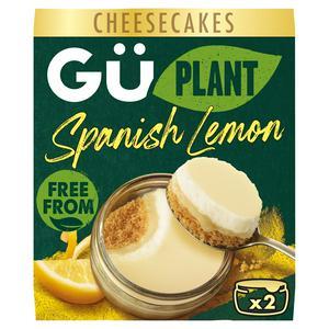 G� Free From Spanish Lemon Cheesecake Vegan & Gluten Free Desserts 2x92g