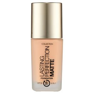 Collection Lasting Perfection SPF30 6-in-1 Matte Foundation Toffee 12 27ml