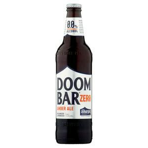 Doom Bar Zero Alcohol Free Amber Ale 500ml