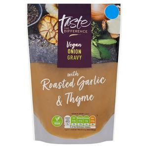 Sainsbury's Vegan Gravy, Taste the Difference 350g