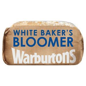 Warburtons White Batch Bloomer 800g