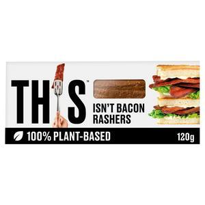 This Isn't Bacon Plant-Based Rashers 120g