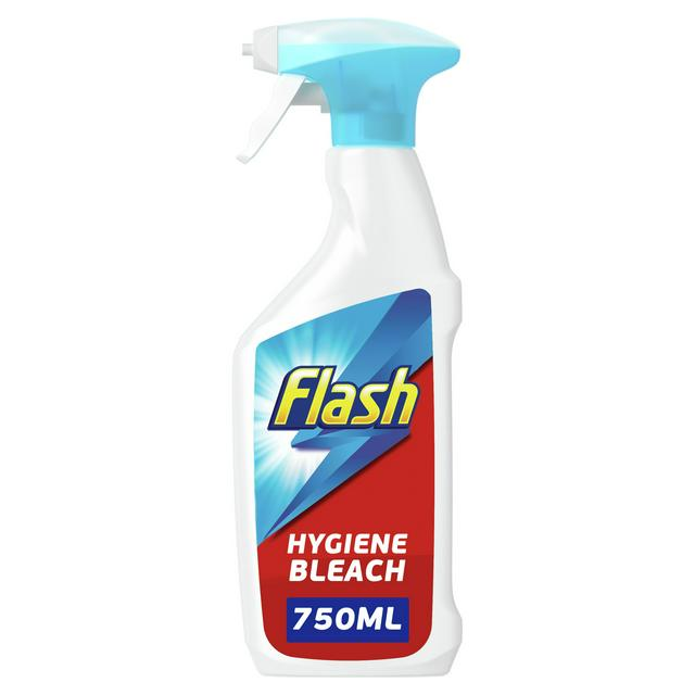 Flash Multi Purpose Cleaning Spray Bleach For Hard Surfaces 750ml Sainsbury S
