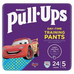 Pull Ups Explorers Boy, 1.5-3 Years, x24