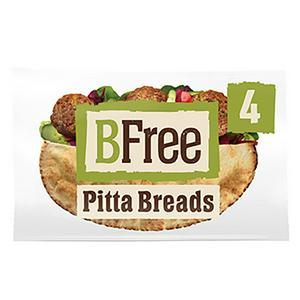 BFree Pitta Breads Stone Baked 4x55g (220g)
