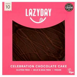 Lazy Day Free From Chocolate Celebration Cake 650g