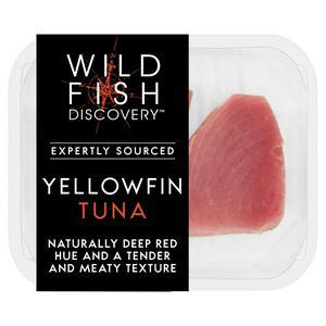 Wild Fish Discovery Yellowfin Tuna 240g