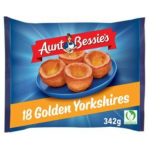 Aunt Bessie's Glorious Golden Yorkshires x18 190g
