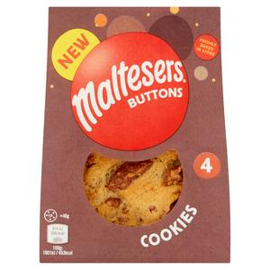 Maltesers Buttons Cookies