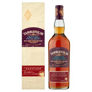 Tamnavulin Speyside Single Malt Scotch Whisky  Spanish Grenache Cask Edition 70cl