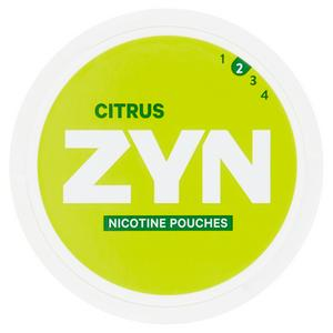 ZYN Nicotine Pouch Citrus 3mg