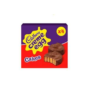Cadbury Creme Egg Cakes x4