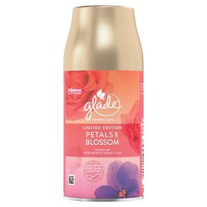 Glade Automatic Spray Petals & Blossom Automatic Air Freshener Refill 269g