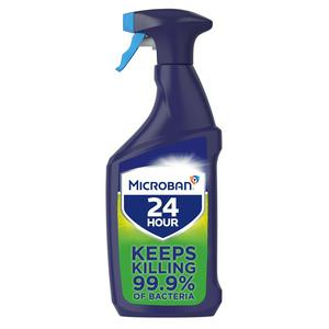Microban Antibacterial Multi Purpose Cleaning Spray Fresh 750ml