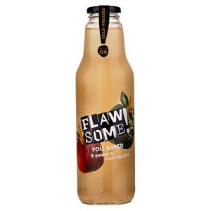 Flawsome! Sweet & Sour Apple Juice 750ml