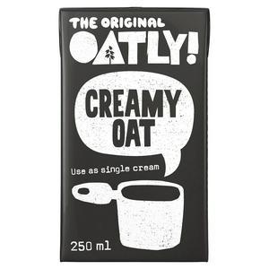 Oatly Creamy Oat Single Cream Chilled 250ml