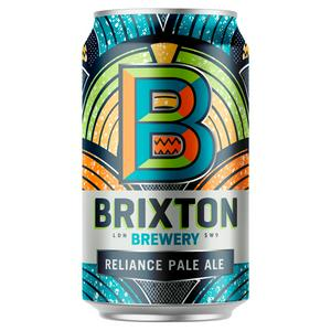 Brixton Brewery Reliance Pale Ale Can 330ml
