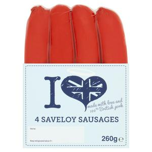 Saveloy Sausage 260g