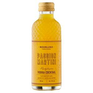 Nohrlund Passion Martini Organic Vodka Cocktail 180ml