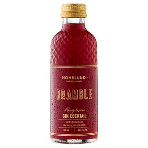 Nohrlund Bramble Organic Gin Cocktail 180ml