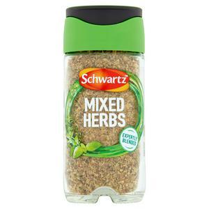 Schwartz Mixed Herbs Jar 11g