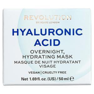 Revolution Skincare London Hyaluronic Acid Overnight Hydrating Mask 50ml