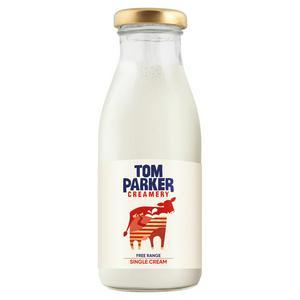 Tom Parker Creamery Free Range Single Cream 250ml