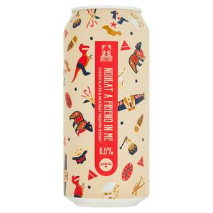 Brew York Nougat A Friend In Me Chocolate & Nougat Pastry Stout 440ml