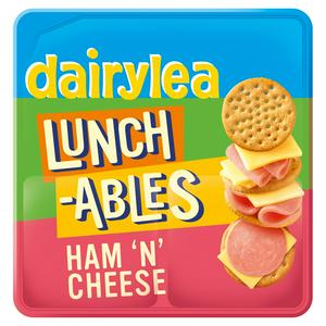 Dairylea Lunchables Ham 'n' Cheese 74.1g